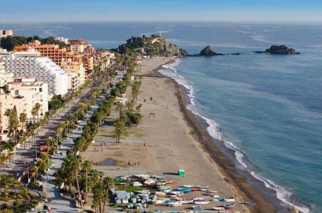 La costa de Granada en Camper