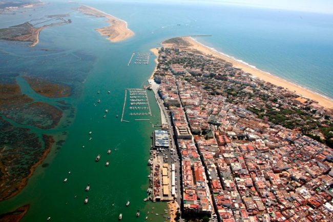 La costa de Cádiz en autocaravana